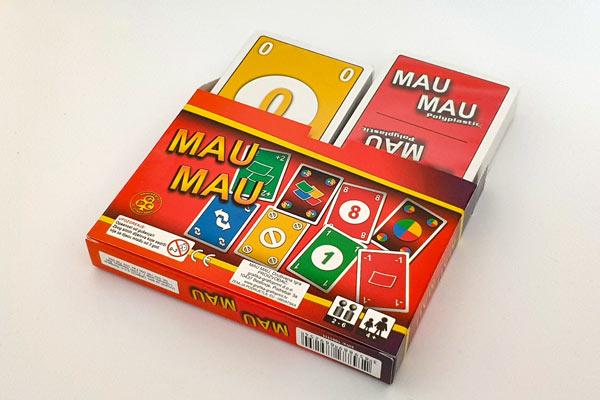 dječje karte Mau mau