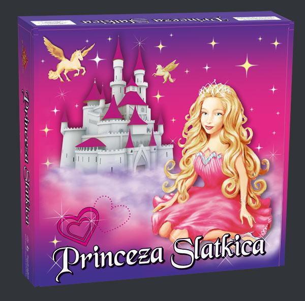 Društvena igra Princeza Slatkica