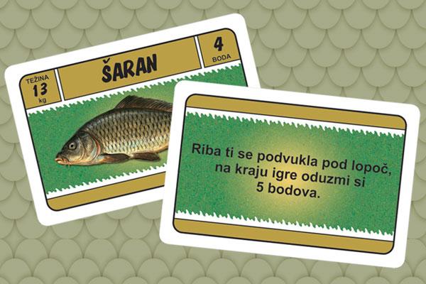 Društvene igra Ribolov