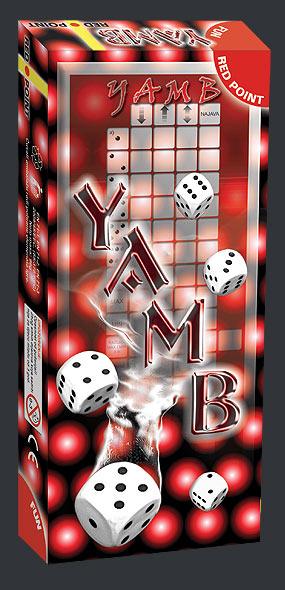 Društvena igra Yamb