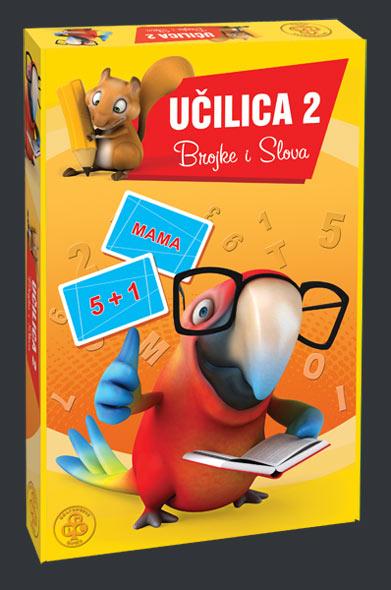 Edukativna igra - Učilica Brojke i slova