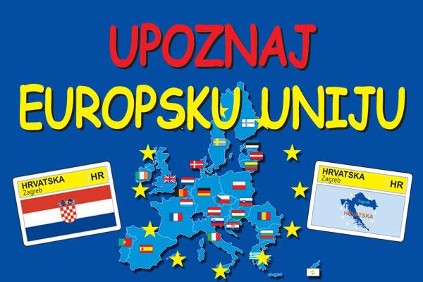Edukativna igra Upoznaj Europsku uniju