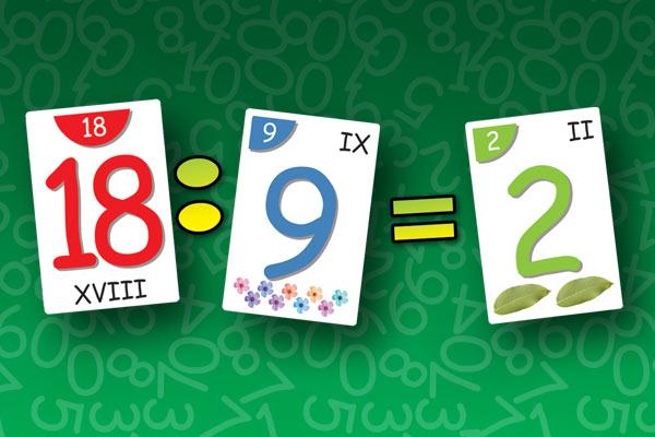 Edukativna igra Vesela matematika