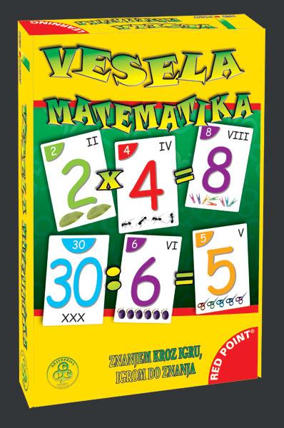 Edukativna igra - Vesela matematika