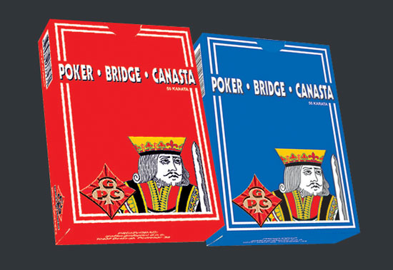 Igraće karte Poker
