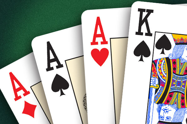 igraće karte Taxas Hold' em Poker