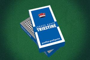 igraće karte Triestine