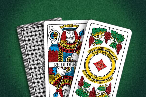 Igraće karte Briškula
