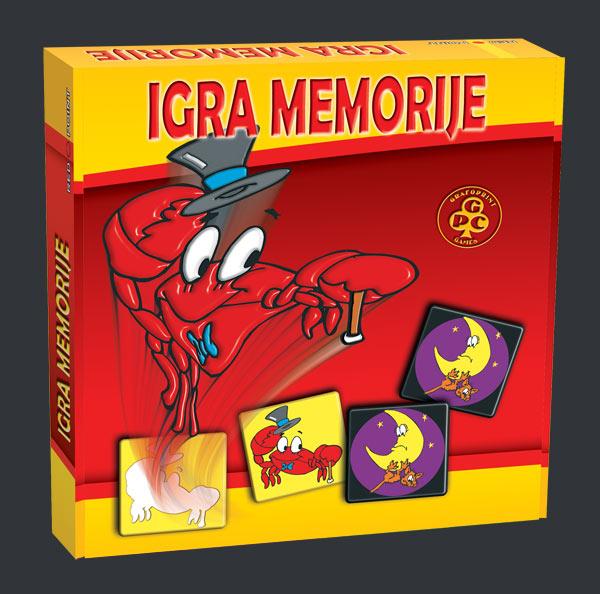 Igra memorije