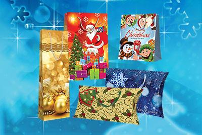 novogodišnje vrećice
