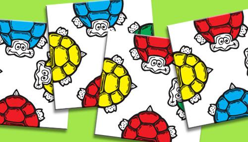 Šašave kornjače