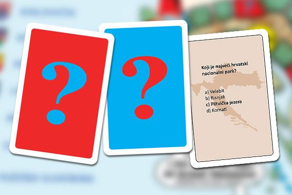 edukativna igra Jozo Bozo Čarobna Hrvatska karte