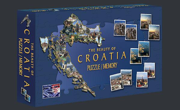 Edukativna igra Beauty of Croatia